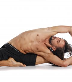 Parivritta Janu Sirsasana Revolved Head To The Knee Pose